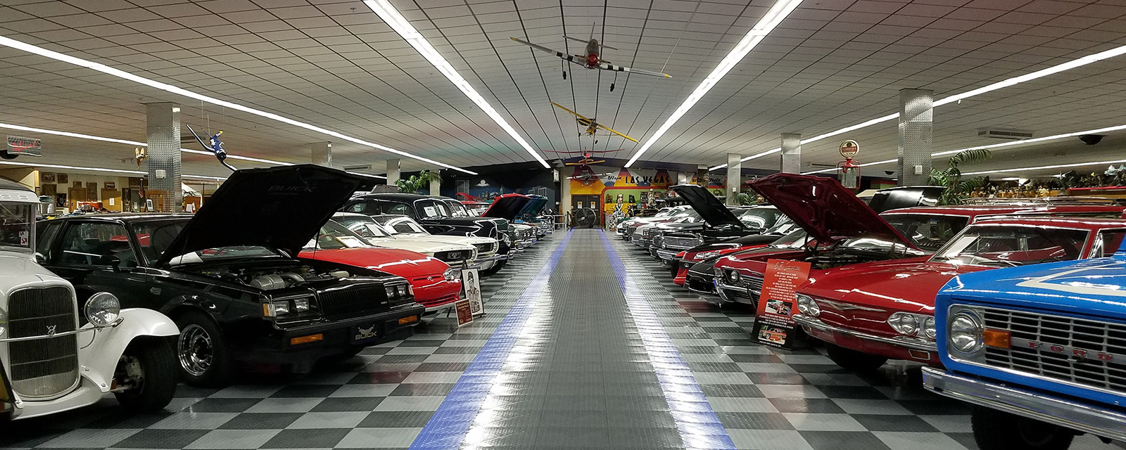 Tallahassee Car Museum - Photos of Cars - How we helped